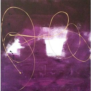 'Juliet' Original Abstract Painting by Linnea Heide