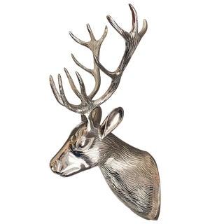 Grand Teton Silver Buck