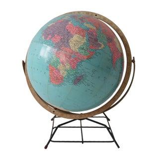 Vintage Replogle Reference Globe