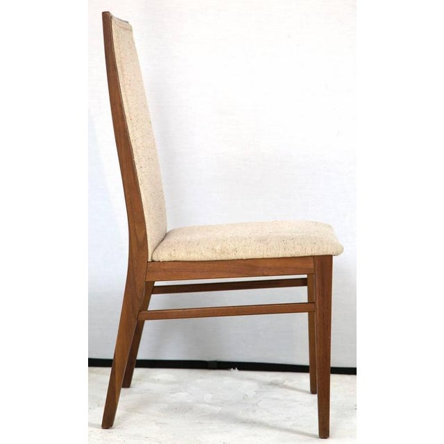 Image of Milo Baughman for Dillingham Dining Chairs, Set of Four