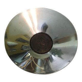 1836 Commemorative Bronze Coin Bowl