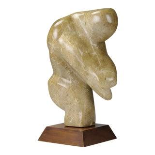 Hyam Myer Marble Sculpture