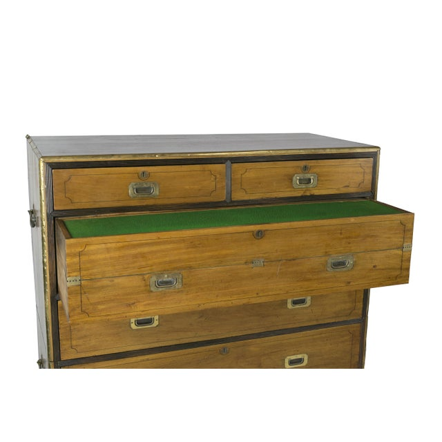1850 Campaign Chest - Image 2 of 7