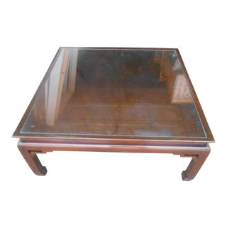 Vintage Harden Ming Style Coffee Table