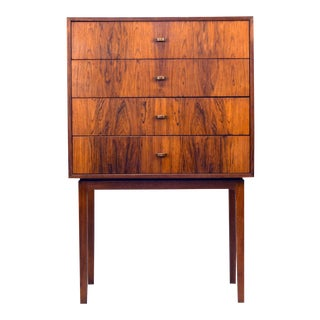 1960s Torbjørn Afdal for Bruksbo Rosewood Chest