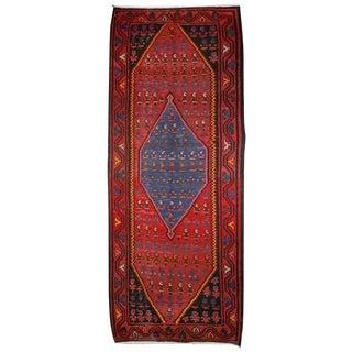 Early 20th Century Zanjan Kilim Carpet