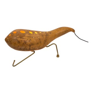 Creature gourd series table lamp
