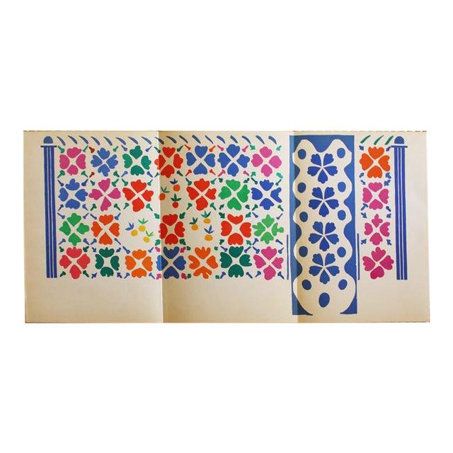 1954 Henri Matisse Decoration Fruits Original Lithograph - Image 1 of 7