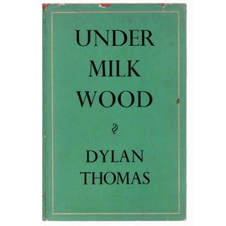 Under Milk Wood: A Play For Voices Book