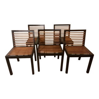 Kenneth Cobonpue Retasi Dining Chairs - Set of 5