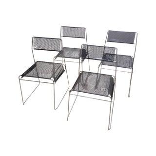 Niels Jørgen Haugesen Modern Dining Chairs