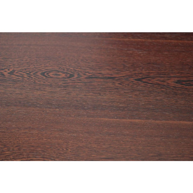 Spencer Fung Wenge Wood Coffee Table - Image 9 of 9
