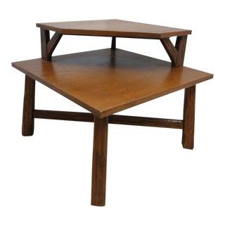 Brandt Ranch Oak End Table