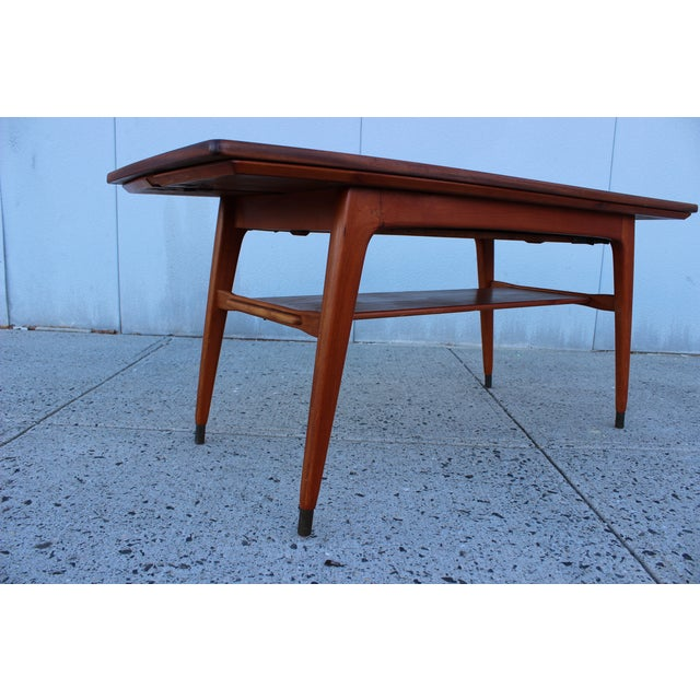 1960's Modern Swedish Dining/Coffee Table - Image 10 of 11