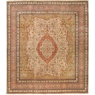Antique 19th Century Sivas Carpet