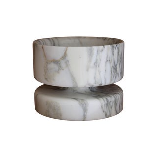 Marble Bowl by Angelo Mangiarotti for Knoll