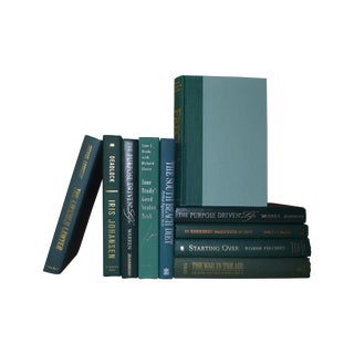 Green Display Books - Set of 10