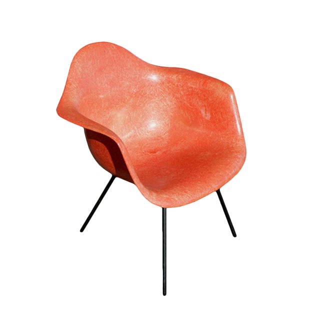 Herman Miller Shell Lounge Chair - Image 1 of 3