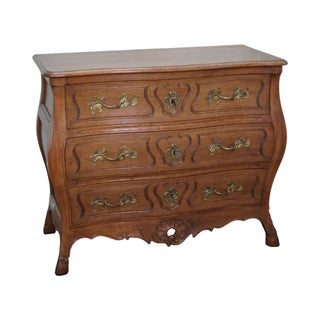 Don Ruseau French Louis XV Style Chest of Drawers