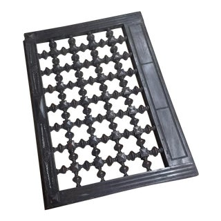 Gothic Wooden Architectural Panel