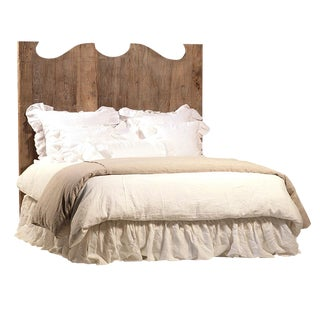 Reclaimed Elm Wood Headboard
