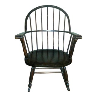 Antique Forsyth Rocking Chair