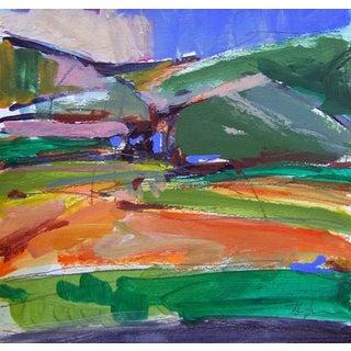 Landscape # 2 Sketch by Heidi Lanino