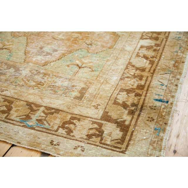 "Distressed Oushak Rug - 4' x 7'4"" - Image 3 of 6"
