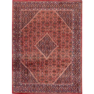 "Apadana - Antique Persian Hamadan Rug, 9'10"" x 13'2"""