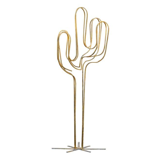 Monumental Cactus Sculpture - Image 2 of 8