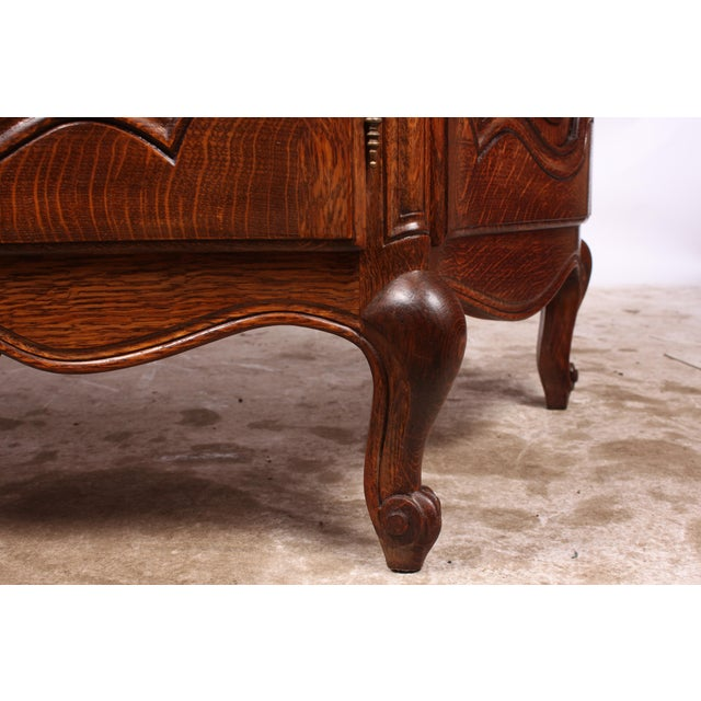 Louis XV-Style French Commode - Image 6 of 6