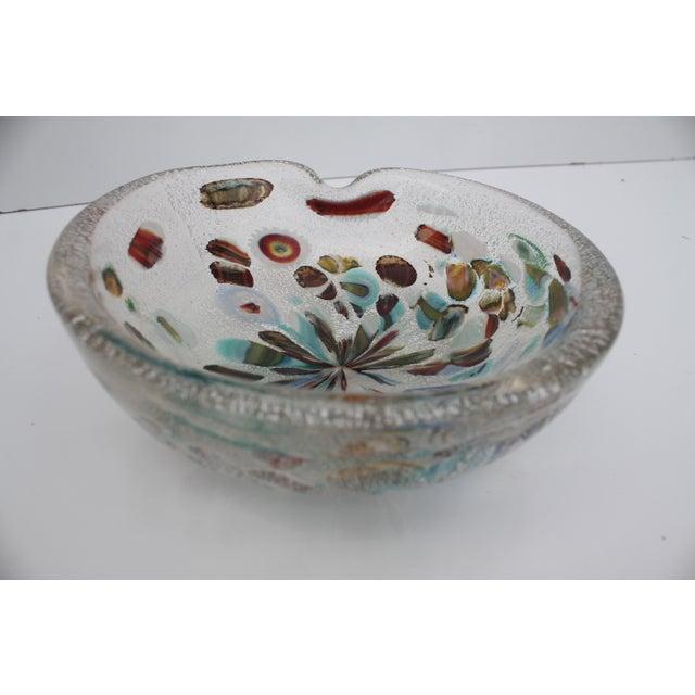 Murano Glass Millefiori Bowl - Image 2 of 8