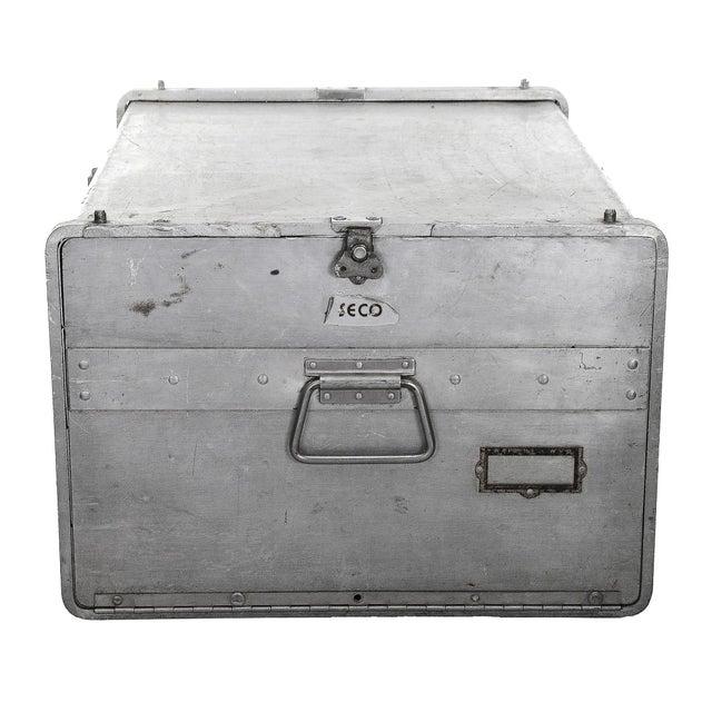 Vintage Seco Aluminum Food Service Storage Bin - Image 1 of 5