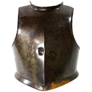 1600s English Armor Duplex Calvary Breastplate
