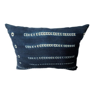 African Mud Cloth Pillow