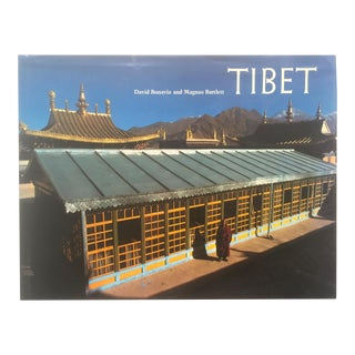 1988 Tibet Color Photography Travel Book