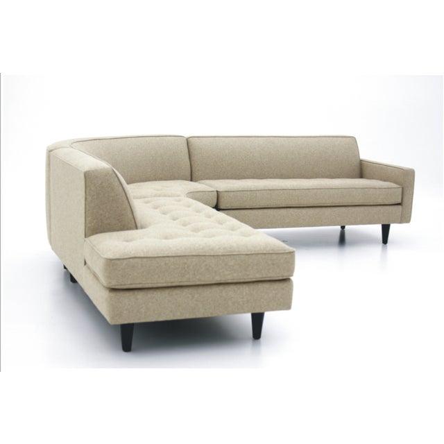 Image of Mr. Parker Mid-Century Style Sectional