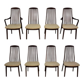Danish Modern Dining Chairs - Set of 8