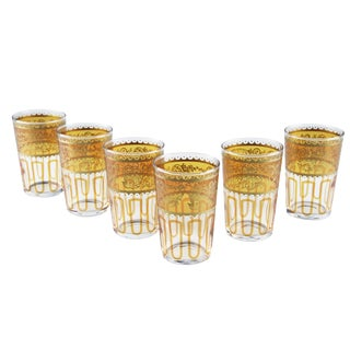 Essaouira Orange Tea Glasses - Set of 6