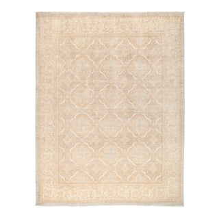 "Ziegler Hand Knotted Area Rug - 8' 2"" X 10' 1"""