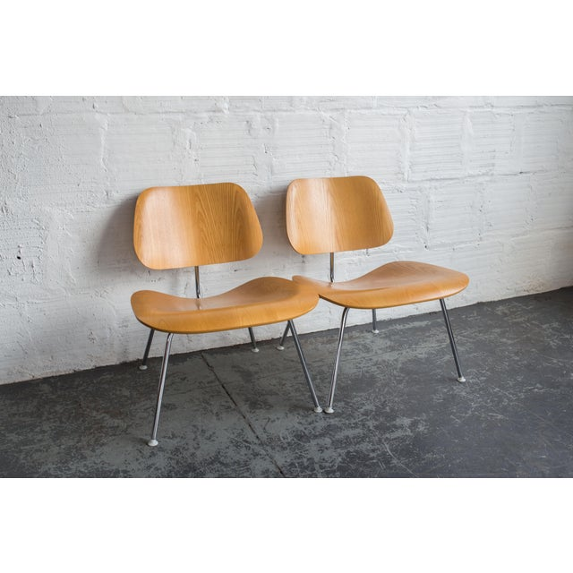 Image of Eames Molded Plywood LCM Chair