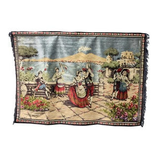 Mid-Century Italian Tapestry