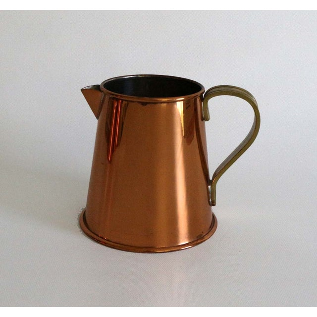 Copper Coffee Service - Set of 3 - Image 5 of 8