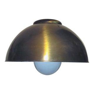 Half Sphere Globe Lamp