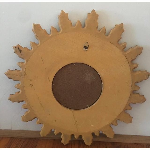 Italian Gilt Sunburst Mirror - Image 6 of 8