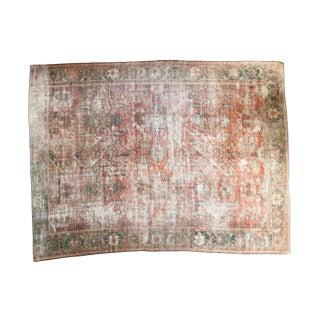 "Vintage Mahal Carpet - 9'3"" x 11'11"""