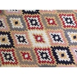 Image of Reversible Kilim Inspired Rug - 3′11″ × 5′11″