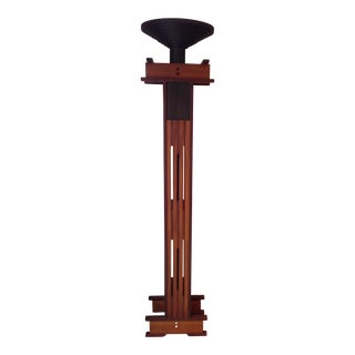Anthony Beverly Mission Style Floor Lamp