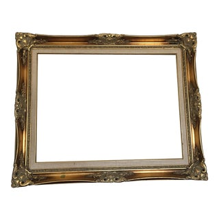 Baroque French Gold Frame