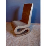 Image of Gehry Inspired Cardboard Wiggle Chair